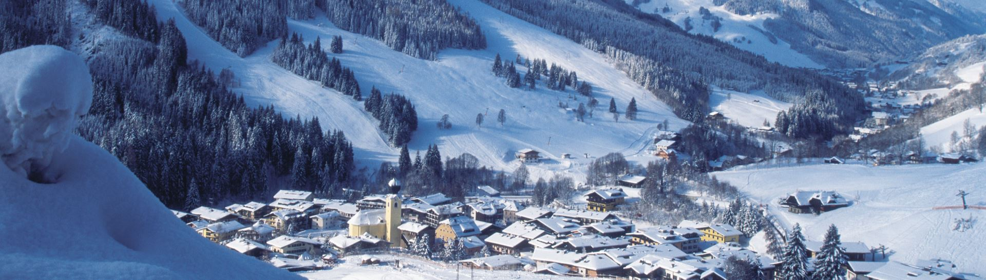 Alpen Hit Appartements Saalbach