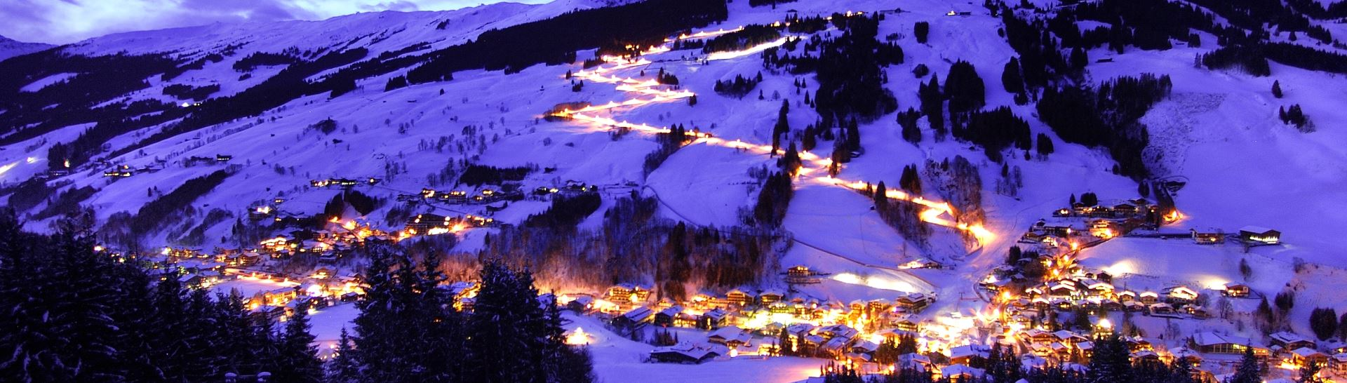 Winter holidays in Saalbach Hinterglemm - Hotel Tristkogel